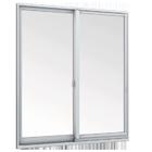窓カバー工法 引き違い窓2枚建て