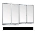 LIXIL PRO-SE 引き違い窓4枚建て