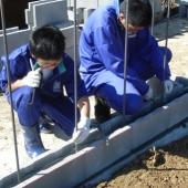 上志津中学校の生徒さんが、職場体験に来てくれました!