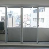 方立を撤去しカバー工法で開放感のある窓へ