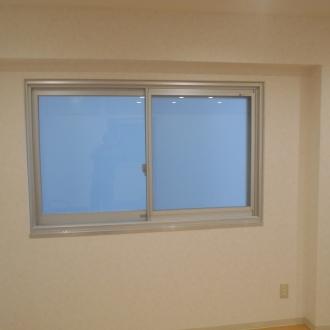 網入り板ガラスも交換できます