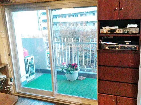東京都西東京市 カバー工法 窓リフォーム エアコン移動
