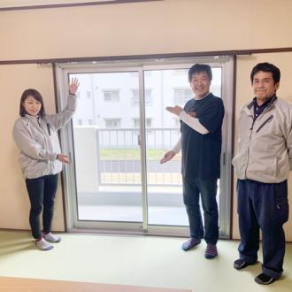 東京都板橋区 カバー工法 窓リフォーム 断熱
