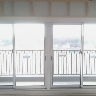 神奈川県三浦市 カバー工法 窓リフォーム マンション