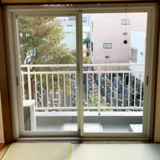 東京都台東区 カバー工法 窓リフォーム 経年劣化