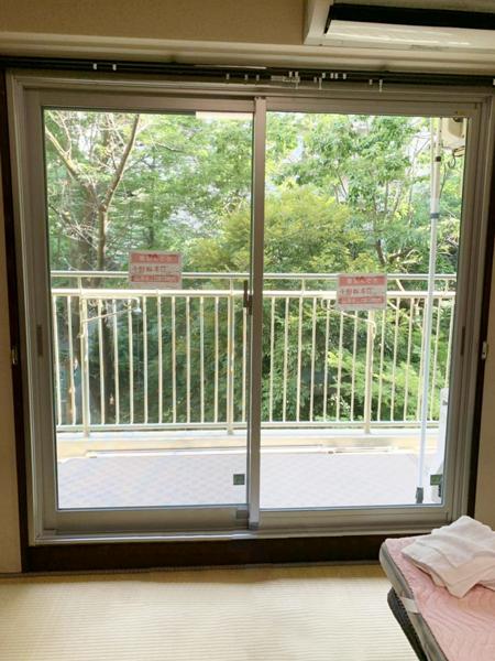 東京都板橋区 カバー工法 窓リフォーム 防音対策