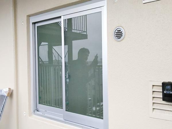 東京都内 カバー工法 窓リフォーム 防音