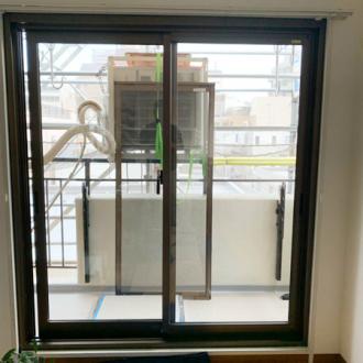 東京都小金井市 カバー工法 窓リフォーム 大規模修繕 防音