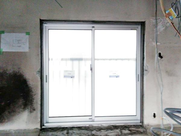 東京都杉並区 カバー工法 窓リフォーム スケルトン