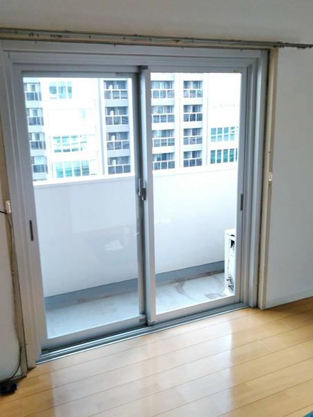 東京都港区 カバー工法 窓リフォーム 段差フラット