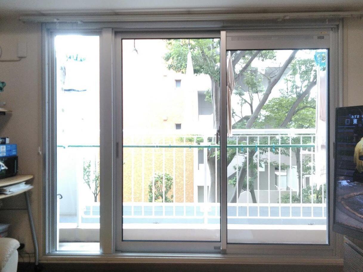 サッシカバー工法でより快適な暮らしを~千葉県浦安市入船 マンション T様 サッシ交換工事 LIXIL PRO-SE