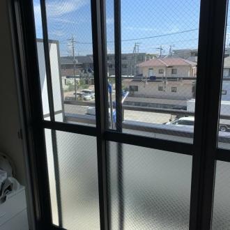 カバー工法でサッシを新しく。~神奈川県藤沢市 賃貸アパート カバー工法 サッシ交換工事~
